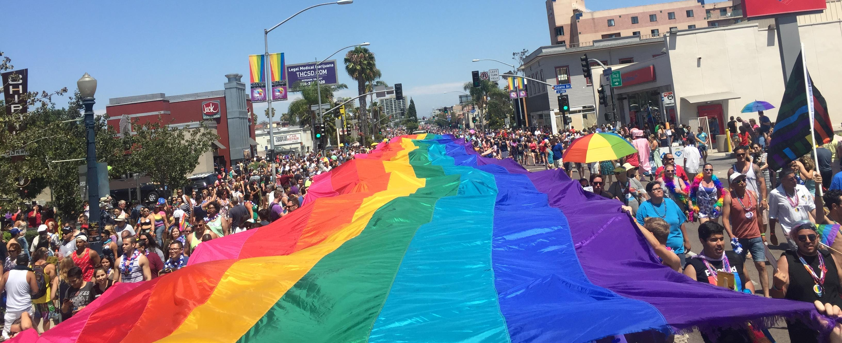 San Diego Pride Parade - Top Things to Do