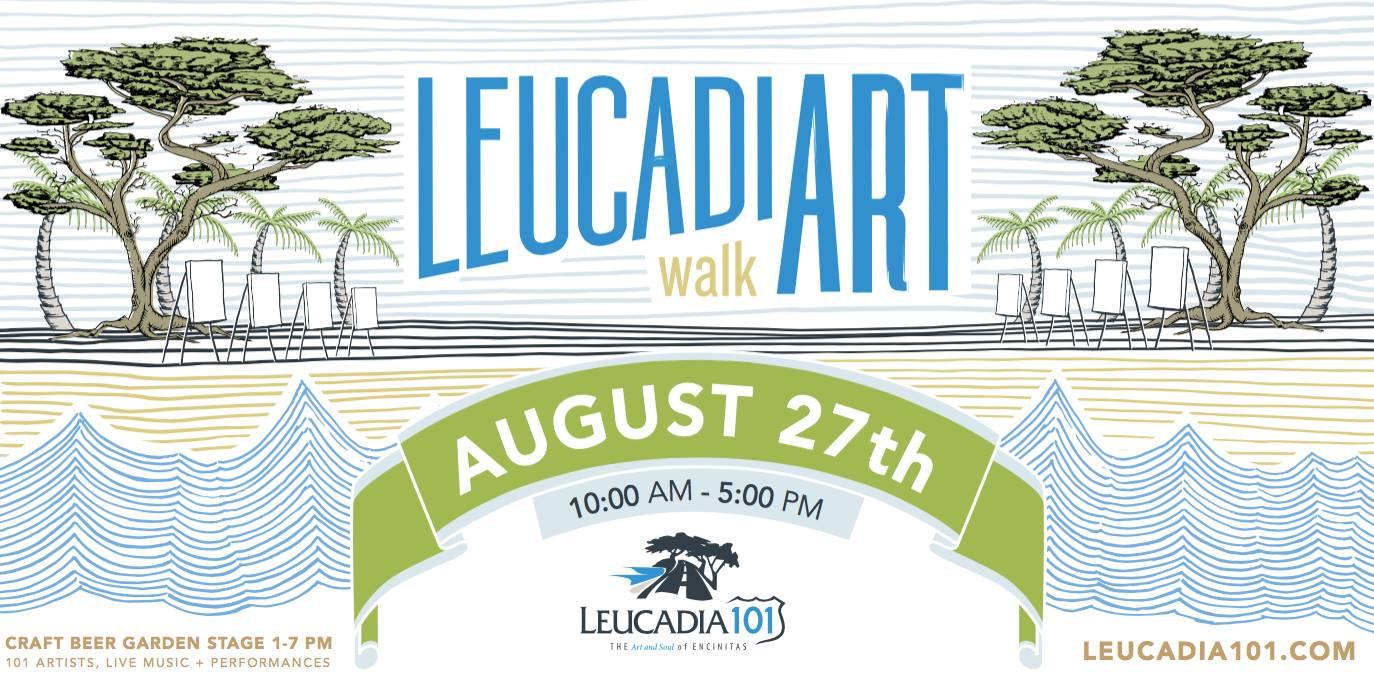 13th Annual LeucadiART Walk