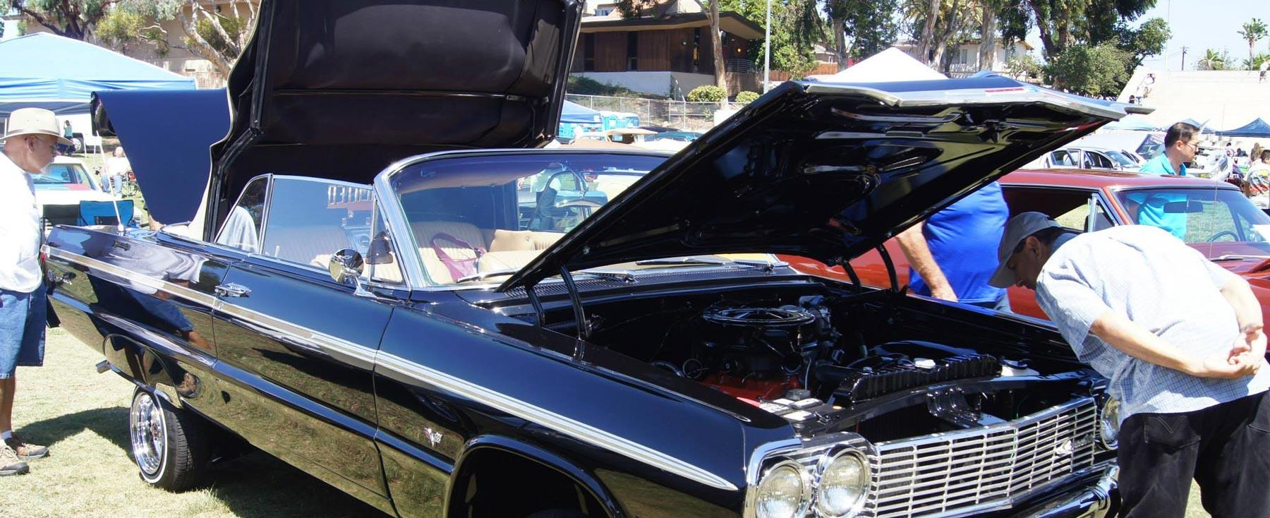 National City Automobile Heritage Day Festival & Car Show