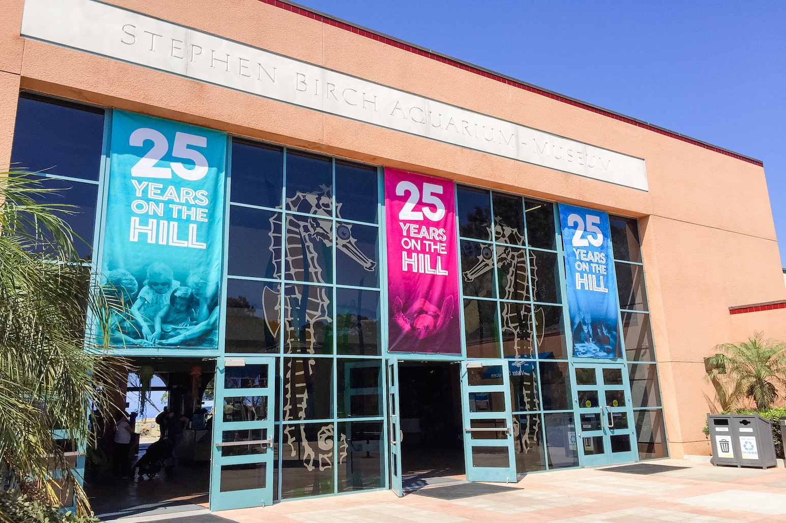 "Birch Aquarium at Scripps Celebrates 25 Years ""On The Hill"""