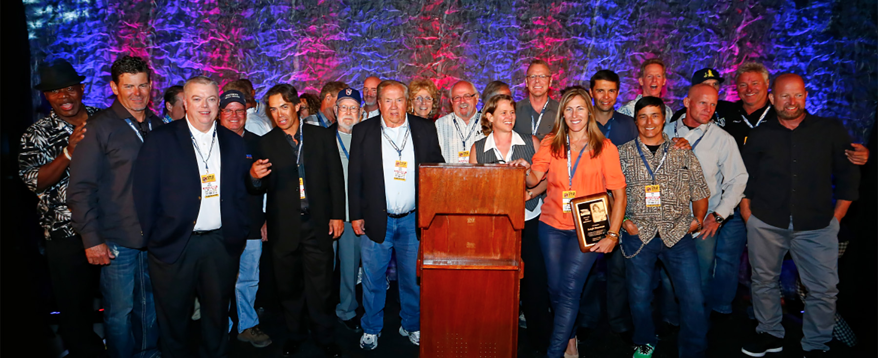 2017 BMX Hall of Fame Induction Ceremony