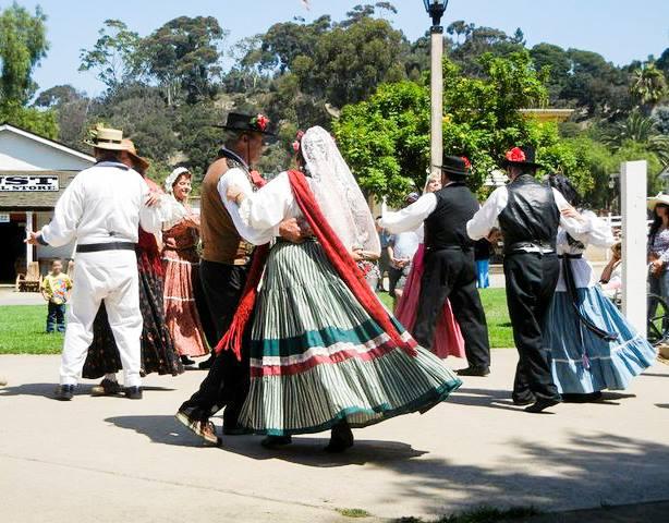 Old Town San Diego Fiestas Patrias