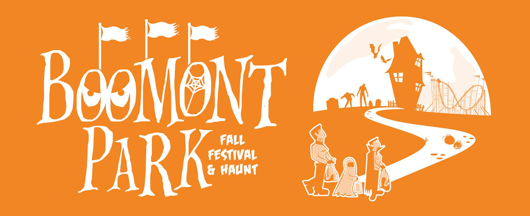 Boomont Park Fall Festival and Haunt