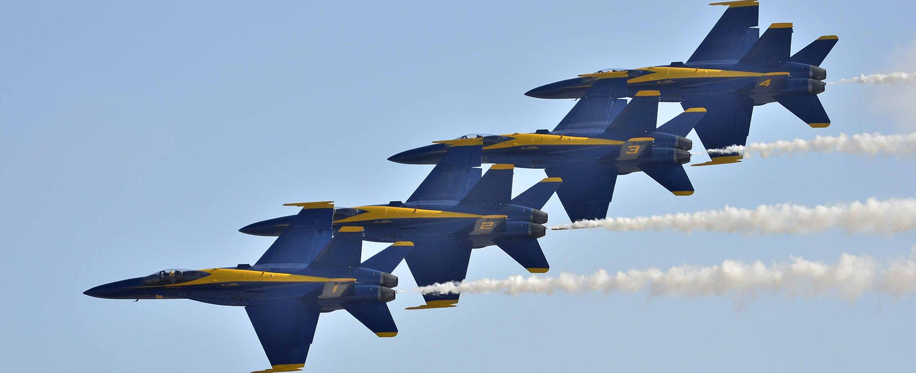 MCAS Miramar Air Show - Blue Angels