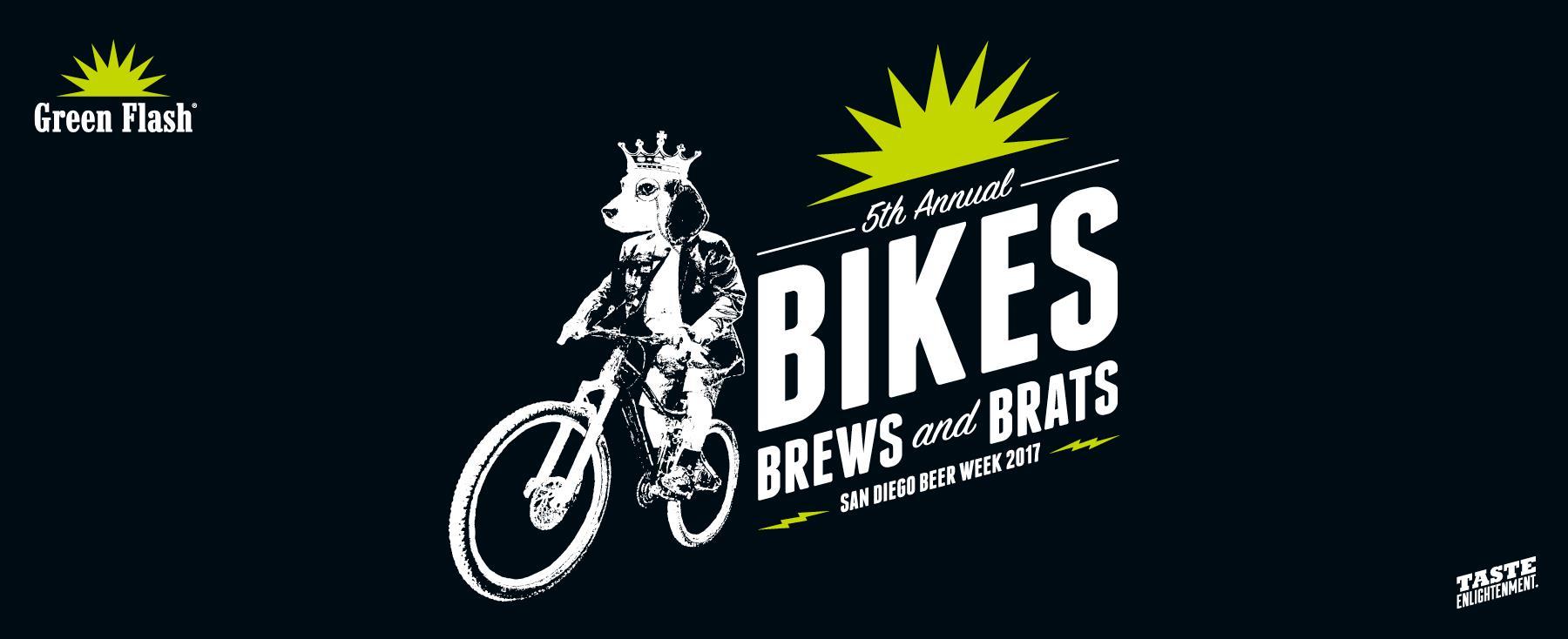 Bikes, Brews & Brats