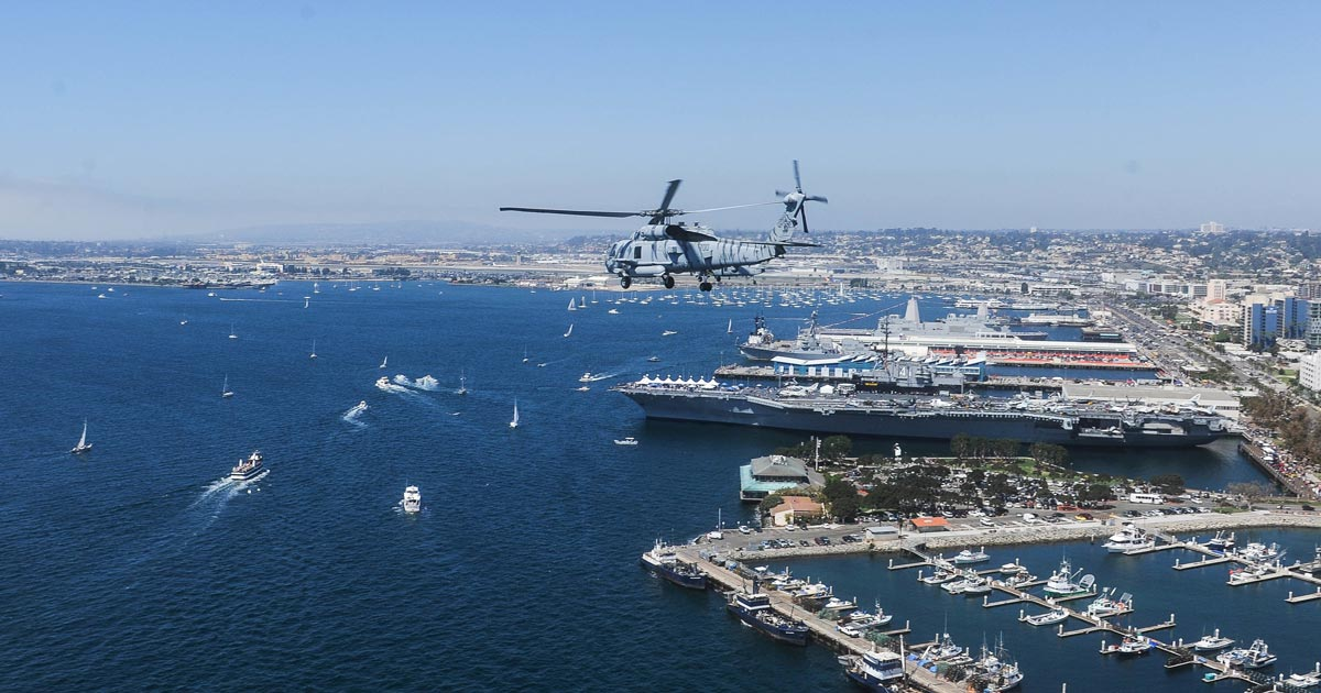 Fleet Week Navy Gays X