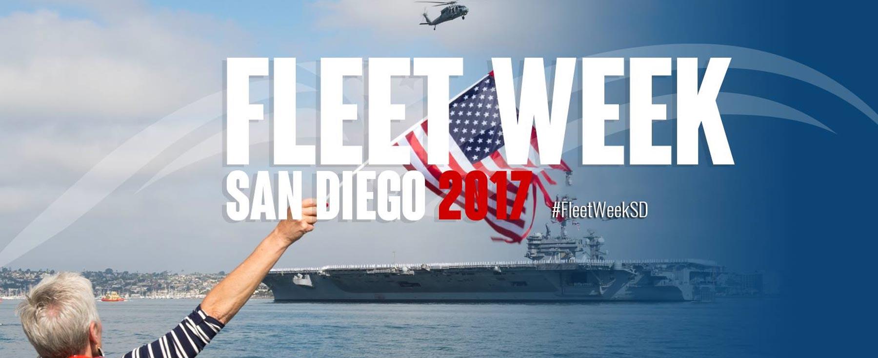 Fleet Week San Diego 2017