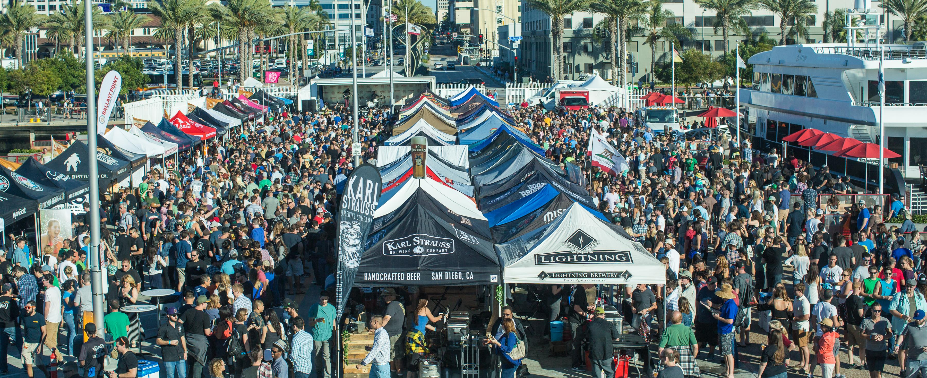 San Diego Brewers Guild Fest