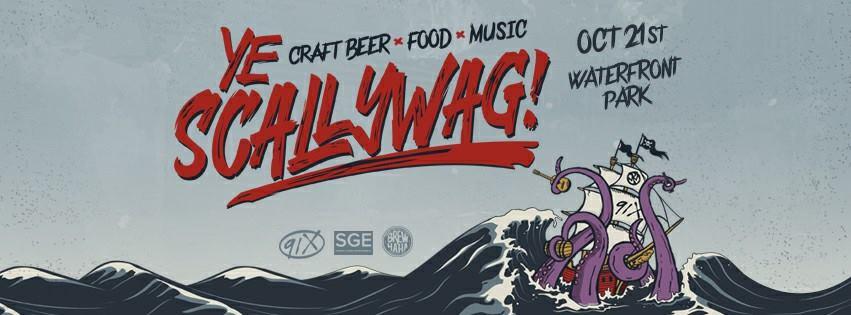 Ye Scallywag! Festival