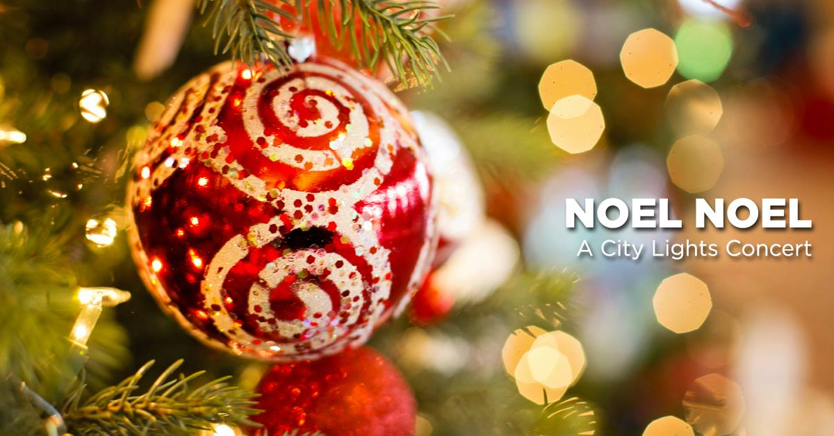 Noel Noel A San Diego Symphony treasured holiday tradition