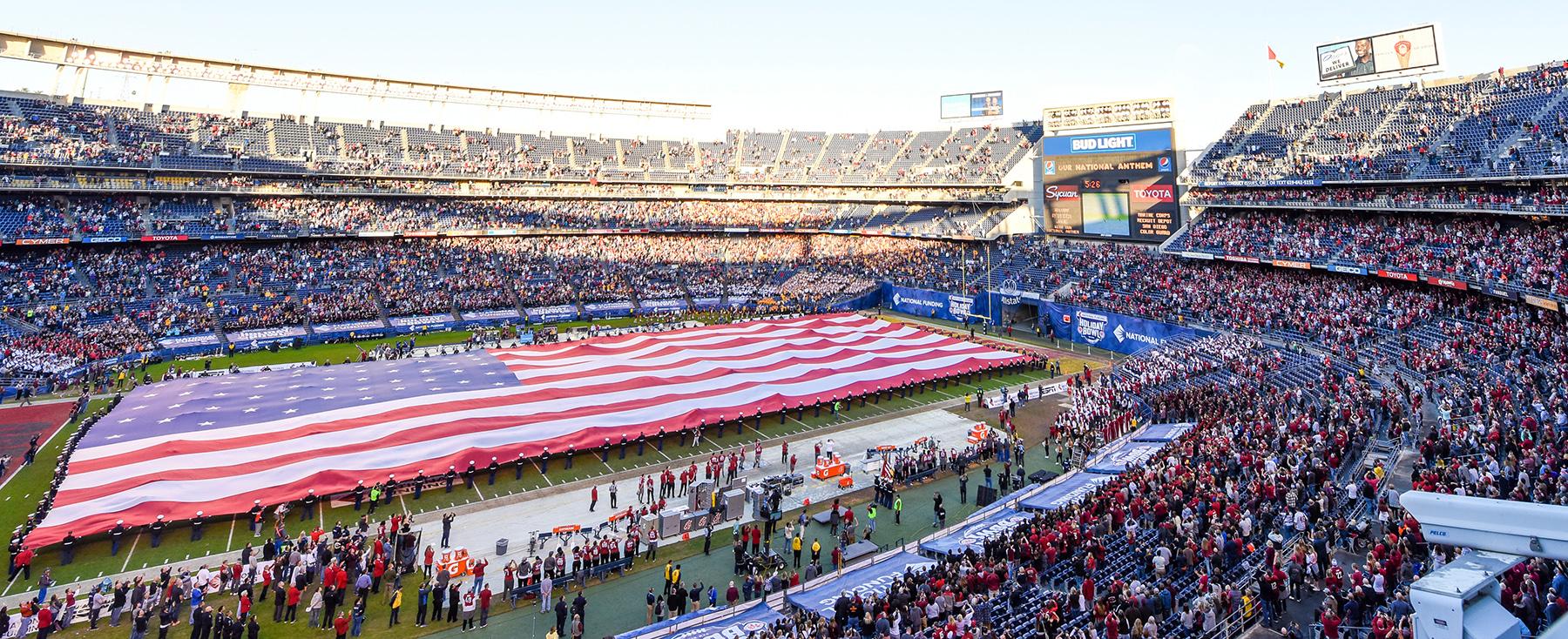 San Diego County Credit Union Holiday Bowl