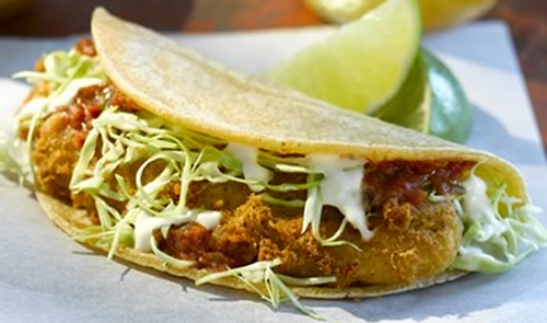 San diego and the fish taco a perfect pair for Rubios fish tacos