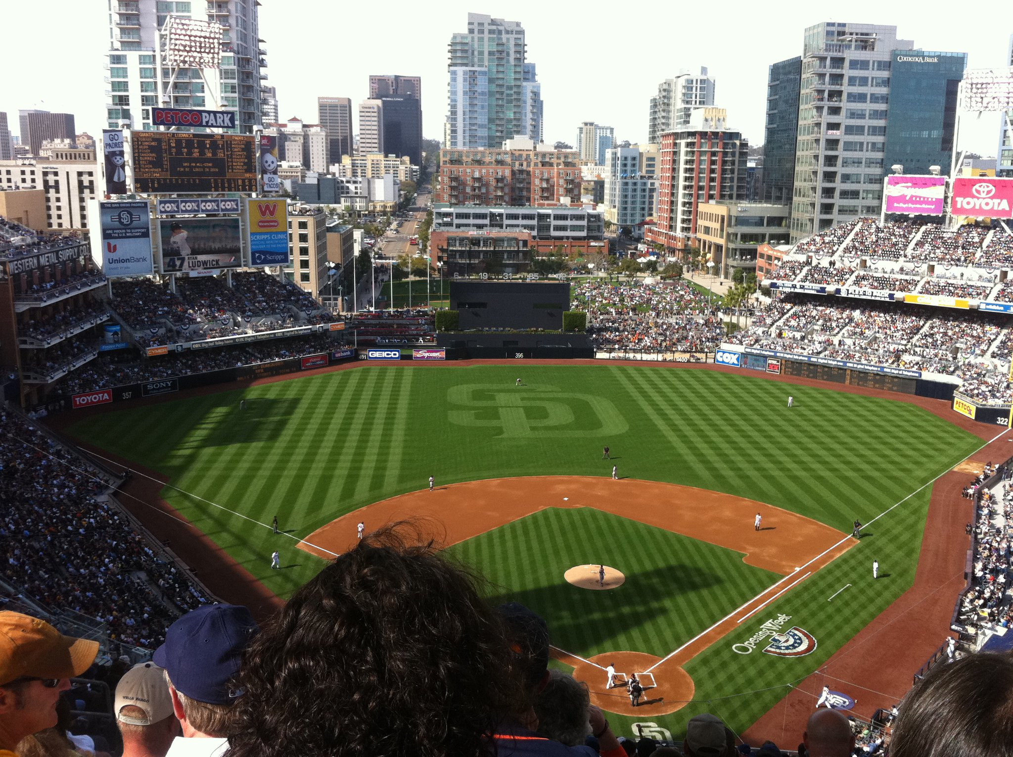 Padres at PETCO Park