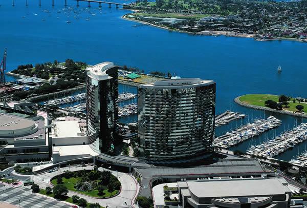 San Diego Marriott Marquis and Marina