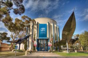 San Diego Air & Space Museum Exterior