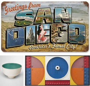 See the whimsical creations of San Diego's foremost artist craftsmen at the Mingei International Museum in Balboa Park.