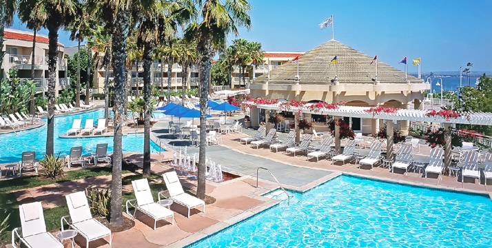 Loews Coronado Island Bay Resort