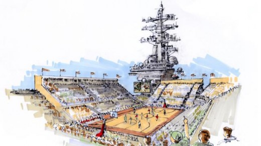Carrier Classic Rendering