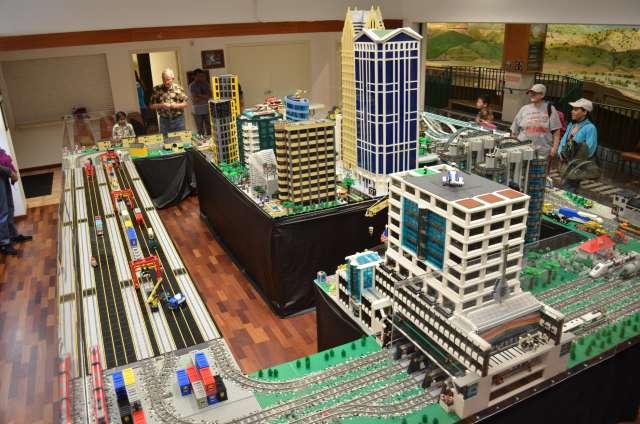 Lego Trains at the San Diego Model Railroad Museum - San Diego ...