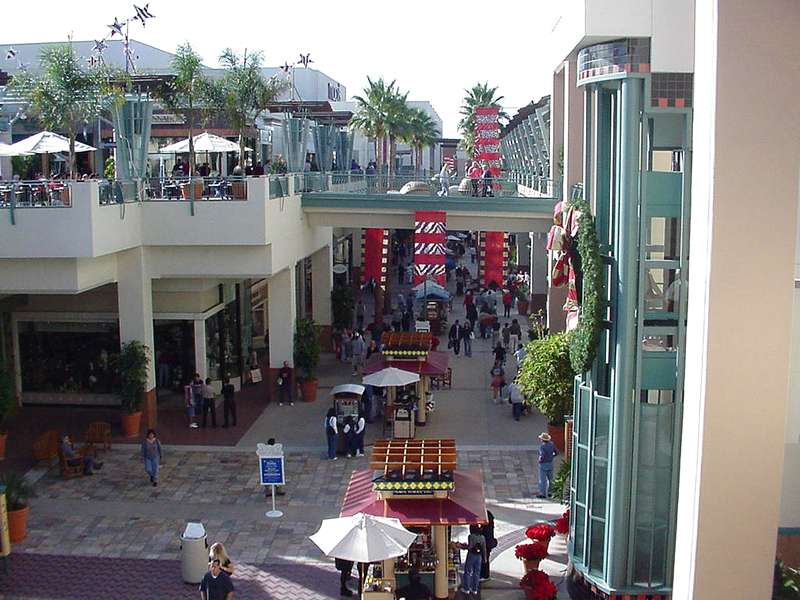 Fashion Valley Shopping Center