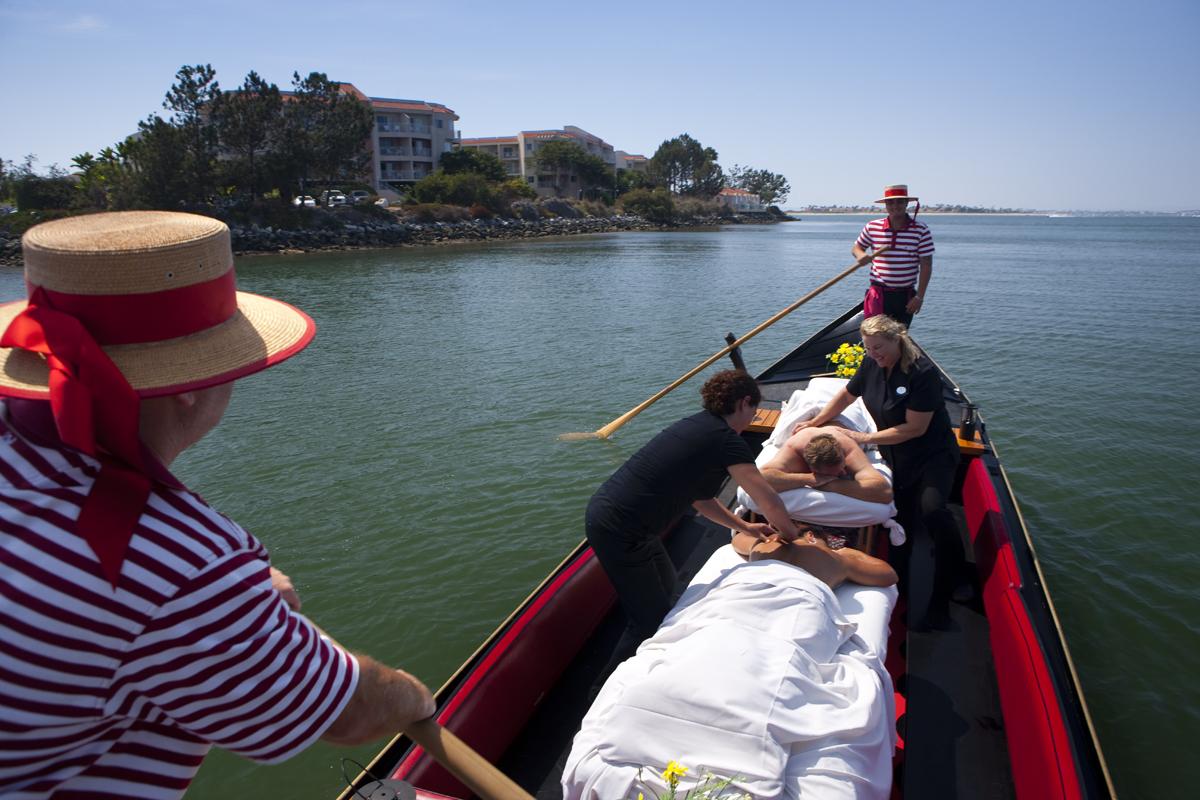 Voga Voyage at the Loews Coronado Bay Resort's Sea Spa