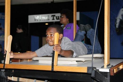 Learn to Fly at the San Diego Air & Space Museum