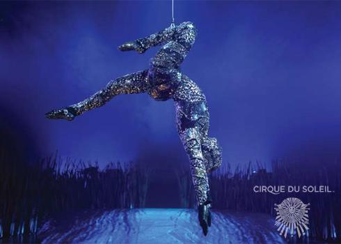 Cirque du Soleil - Totem - Crystal Man