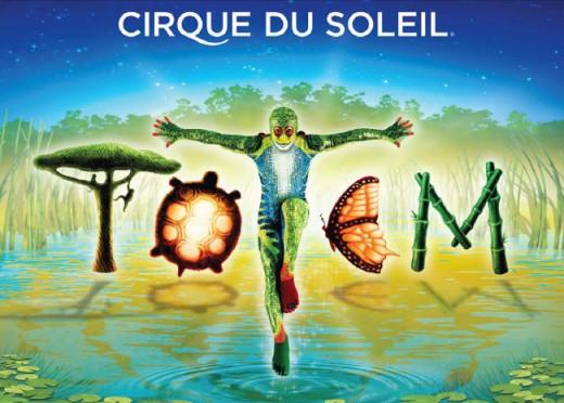Cirque du Soleil TOTEM Logo