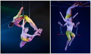 Cirque du Soleil TOTEM - Trapeze
