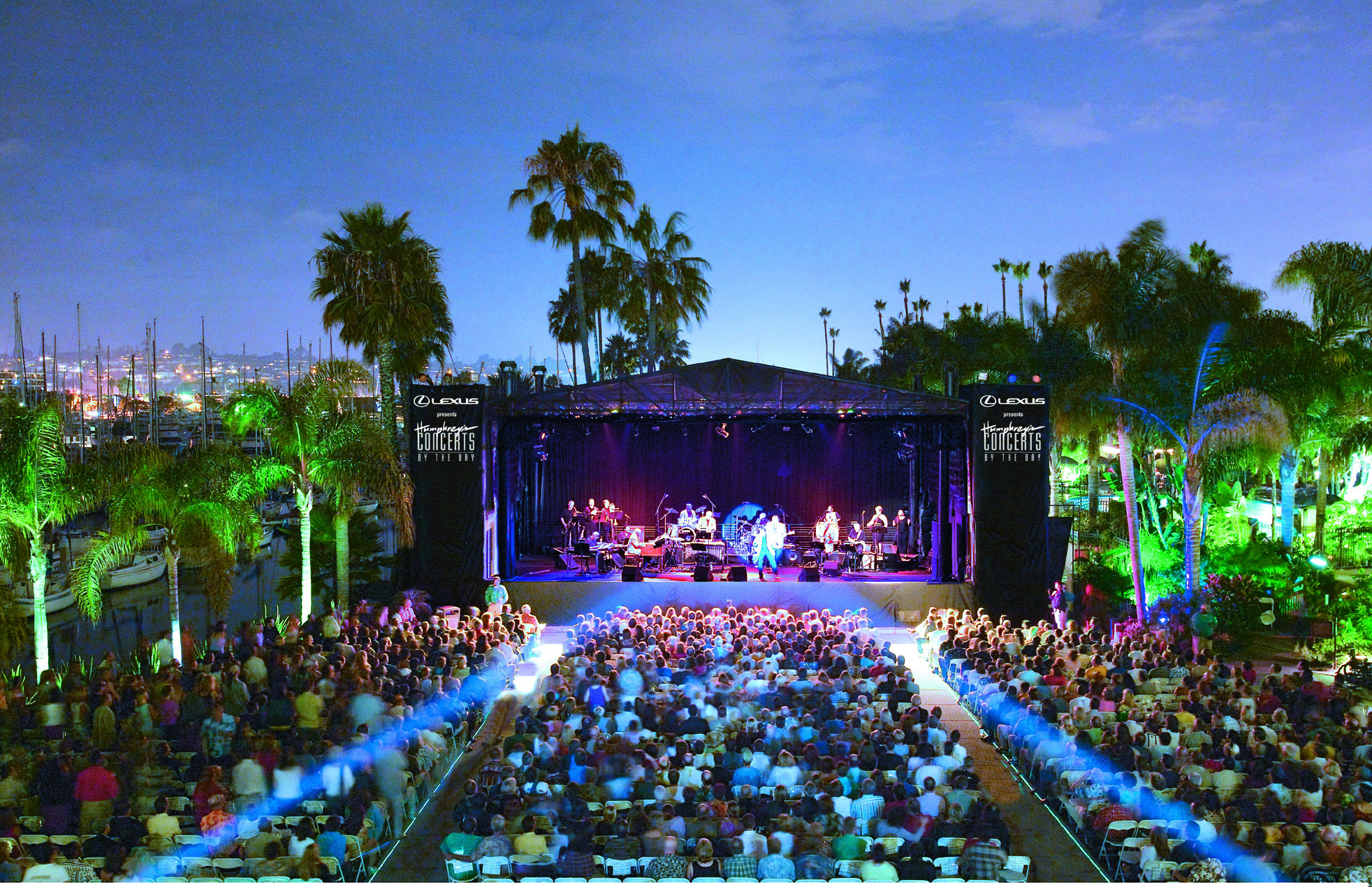 San Diego Lexus >> Win tickets to a Sizzling San Diego Summer Concert on the Water