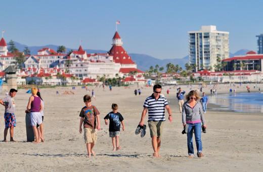 Coronado Beach - Brett Shoaf