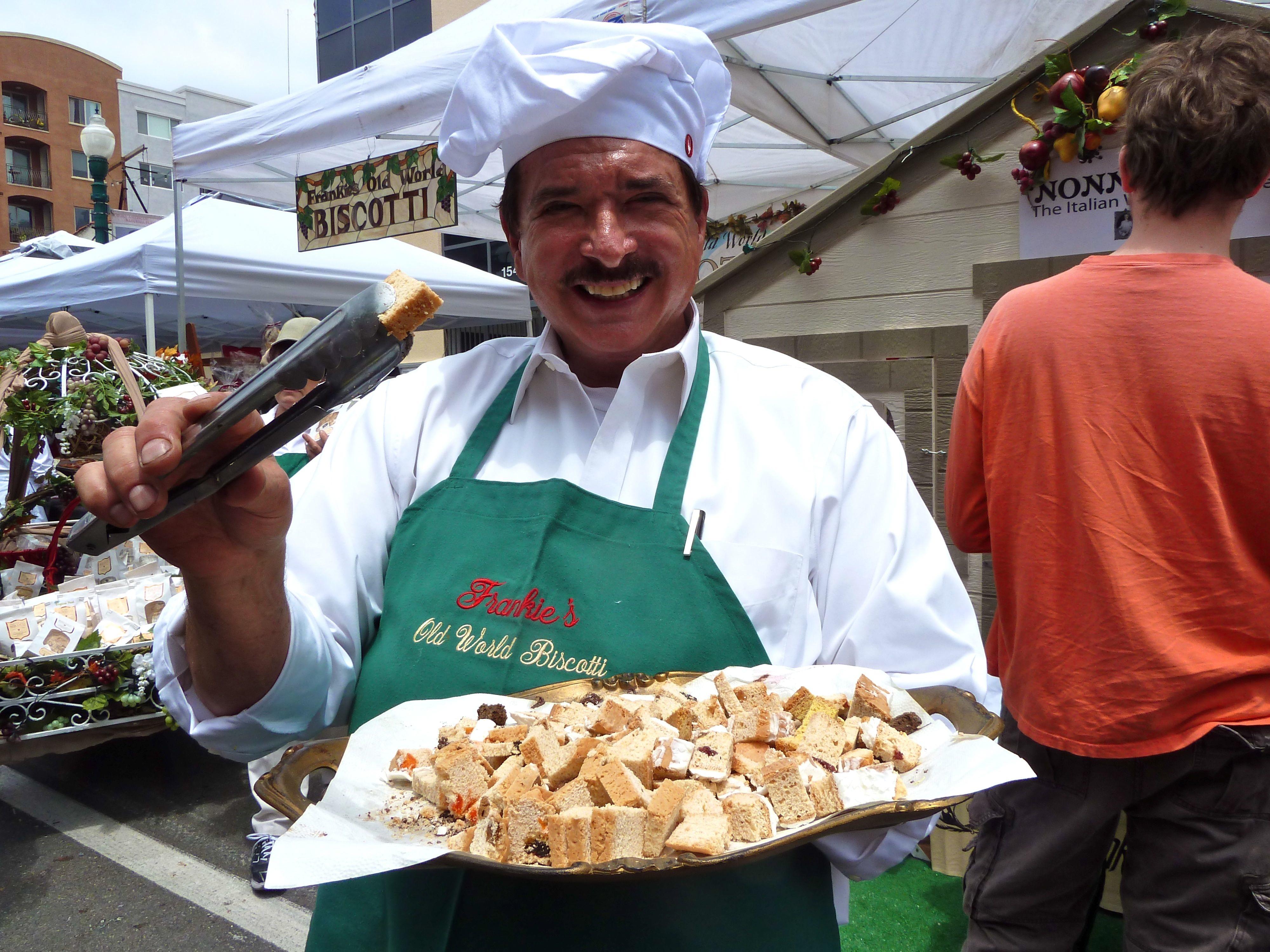 Sicilian Festival - Biscotti