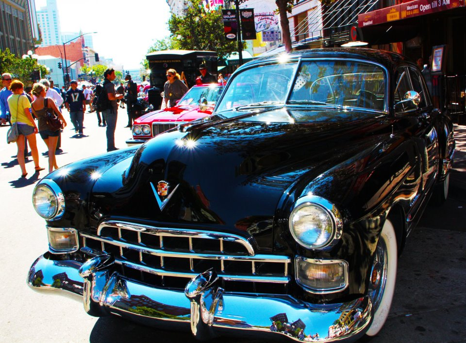 Cadillac at the 5th Avenue Auto Showcase