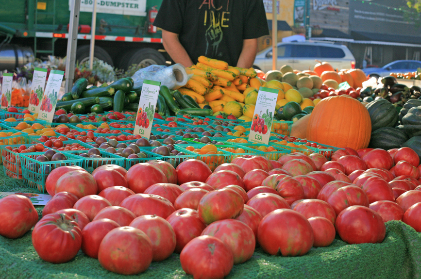 San Diego Farmers Markets