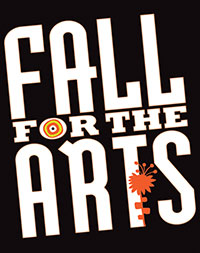 Fall for the Arts Logo