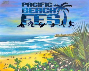 Pacific Beachfest Logo
