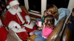Santa on the North Pole Limited