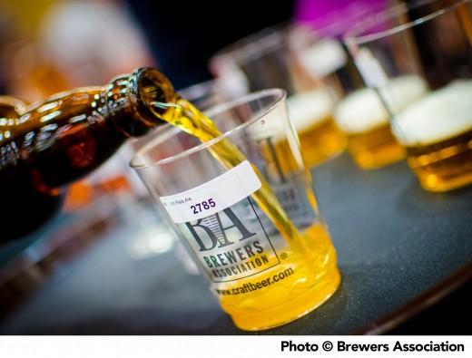 Craft Brew Judging - Great American Beer Festival