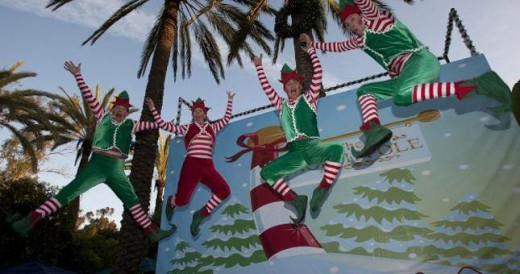 Jungle Bells Celebration at the San Diego Zoo