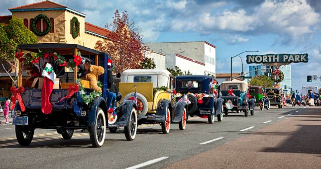 North Park Toyland Parade and Festival