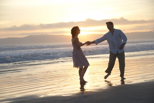 Valentine's Day Idea - Romantic Stroll on Coronado
