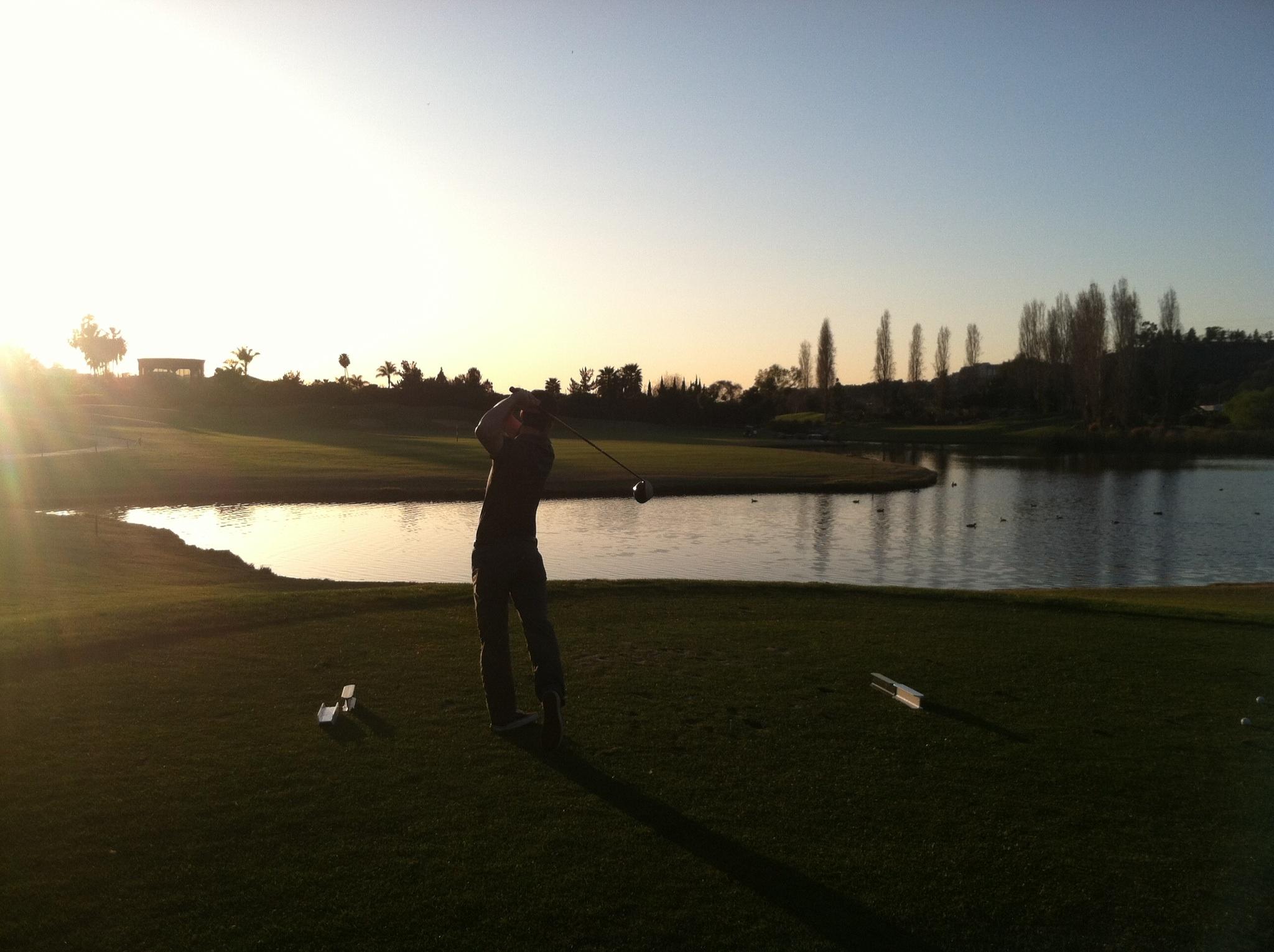 Riverwalk Golf Club - Mission Hole 3, Par 4