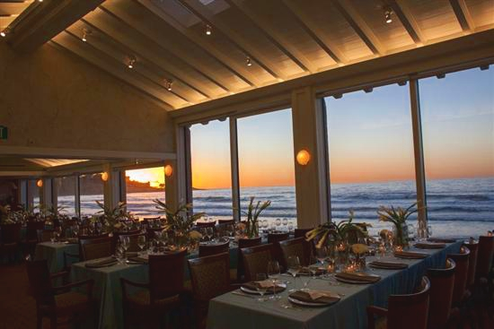 Enjoy a Romantic Valentine's Day Dinner at The Marine Room.
