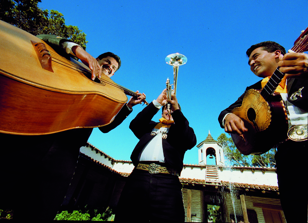 Mariachis in Old Town