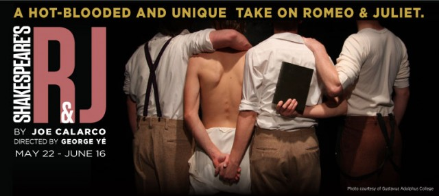 Shakespeare's R & J at Cygnet Theatre