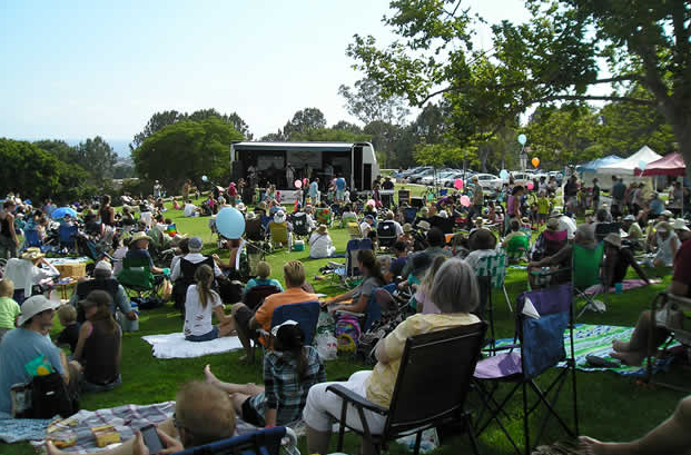 Free Summer Concerts in Pacific Beach