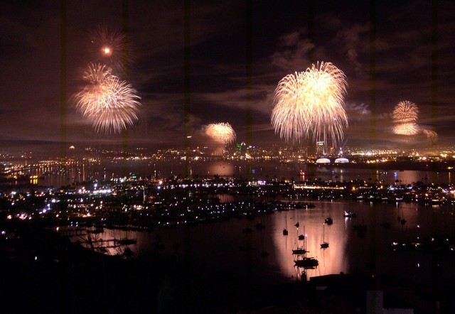 San Diego's Big Bay Boom 4th of July Celebration