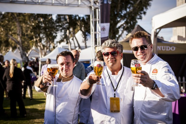 Celebrity Chefs San Diego Bay Wine Food Fest Festival