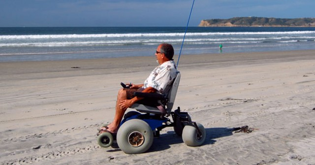 Beach Wheelchairs