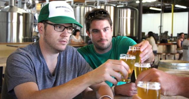 san diego beer week brewery tour tasting
